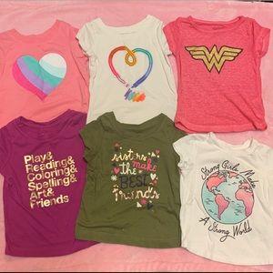 Toddler T-shirt Bundle